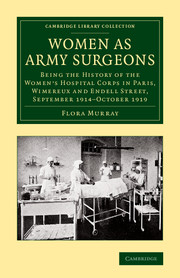 Women as Army Surgeons
