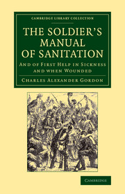 The Soldier's Manual of Sanitation