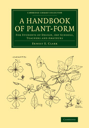 A Handbook of Plant-Form