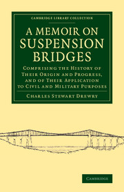 A Memoir on Suspension Bridges