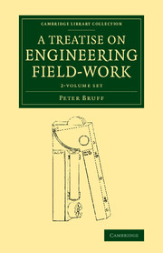 A Treatise on Engineering Field-Work