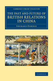 The Past and Future of British Relations in China