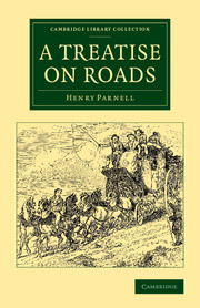 A Treatise on Roads