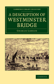 A Description of Westminster Bridge