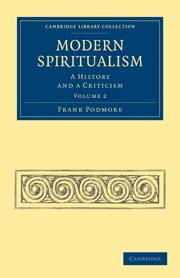 Modern Spiritualism