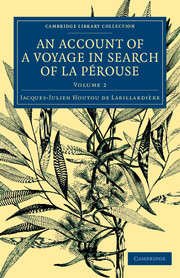 An Account of a Voyage in Search ofLa Pérouse