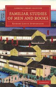 Familiar Studies Men And Books