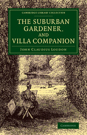 The Suburban Gardener, and Villa Companion