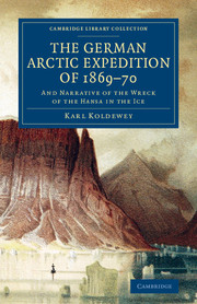 The German Arctic Expedition of 1869–70