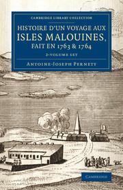 Histoire d'un voyage aux isles Malouines, fait en 1763 & 1764