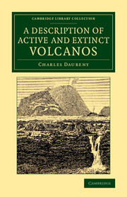A Description of Active and Extinct Volcanos