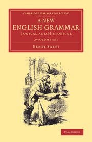 A New English Grammar
