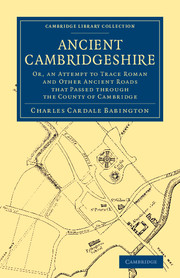 Ancient Cambridgeshire