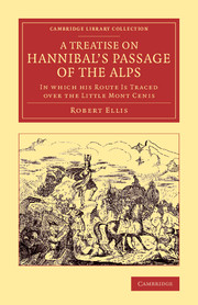 A Treatise on Hannibal's Passage of the Alps