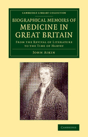 Biographical Memoirs of Medicine in Great Britain