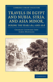 Travels in Egypt and Nubia, Syria, and Asia Minor, during the Years 1817 and 1818
