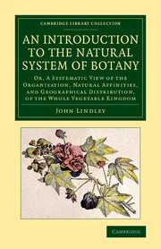 An Introduction to the Natural System of Botany