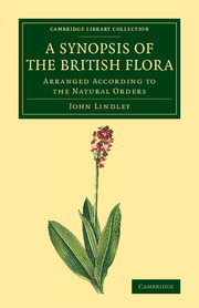 A Synopsis of the British Flora