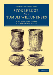 Stonehenge, and Tumuli Wiltunenses