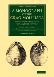 A Monograph of the Crag Mollusca