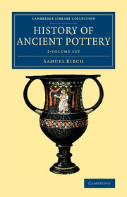 History of Ancient Pottery