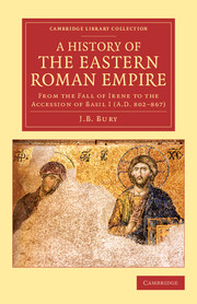 A History of the Eastern Roman Empire