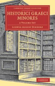 Cambridge Library Collection - Classics