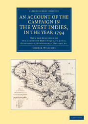 An Account of the Campaign in the West Indies, in the Year 1794