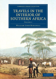 Travels in the Interior of Southern Africa