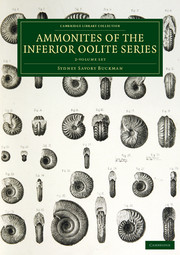 A Monograph of the Ammonites of the Inferior Oolite Series