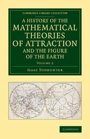 A History of the Mathematical Theories of Attraction and the Figure of the Earth