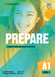 Prepare 2nd Edition
