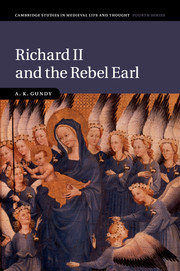 Richard II and the Rebel Earl