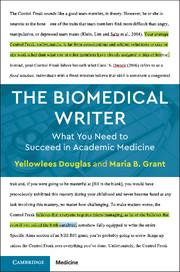 The Biomedical Writer