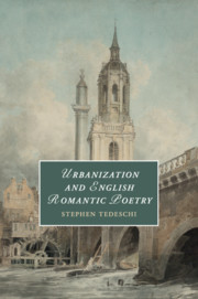 Urbanization and English Romantic Poetry