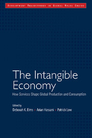 The Intangible Economy