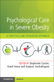 Psychological Care in Severe Obesity