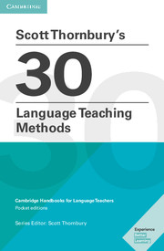 Scott Thornbury's 30 Language Teaching Methods