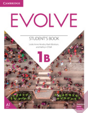 Evolve Level 1B Student's Book