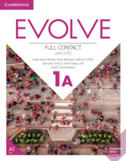 Evolve Level 1A Full Contact with DVD