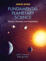 Fundamental Planetary Science, Updated Edition