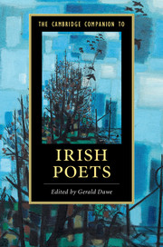 The Cambridge Companion to Irish Poets