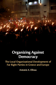 Organizing Against Democracy