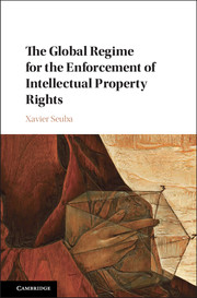The Global Regime for the Enforcement of Intellectual Property Rights