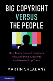 Big Copyright Versus the People