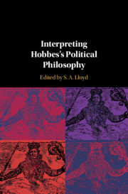 Interpreting Hobbes's Political Philosophy