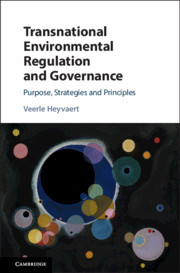 Transnational Environmental Regulation and Governance