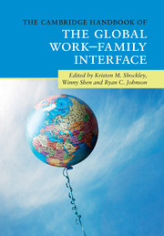 The Cambridge Handbook of the Global Work–Family Interface
