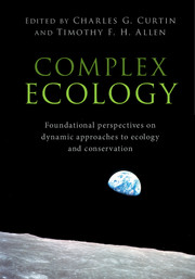Complex Ecology