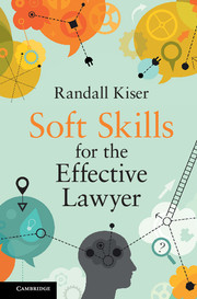 Soft Skills for the Effective Lawyer